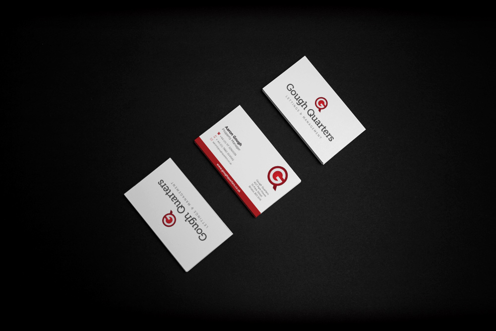 Business card design Essex