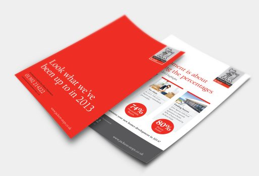 Leaflet design Hertford